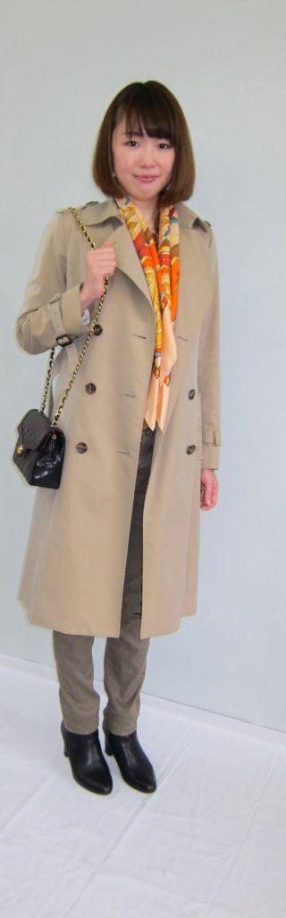 風子コート