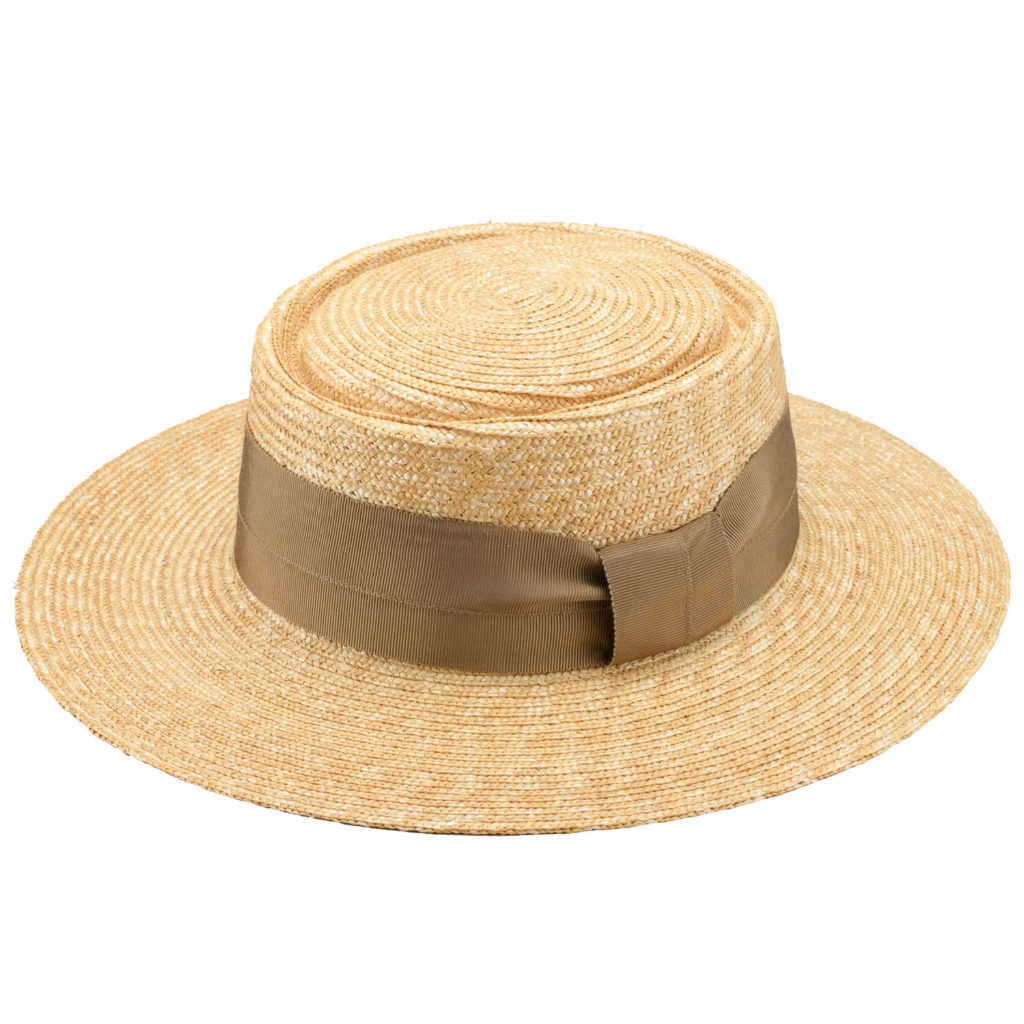 カンカン帽