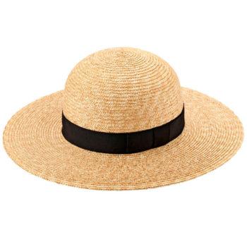 ストレート帽子